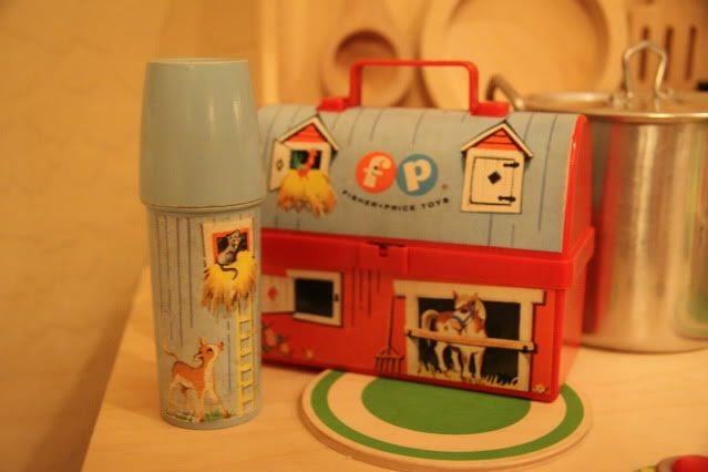 Anne S Odds And Ends Fisher Price Fridays Toy Lunch Kit