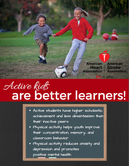 Active Kids Are Better Learners; Just Look at Beaverton