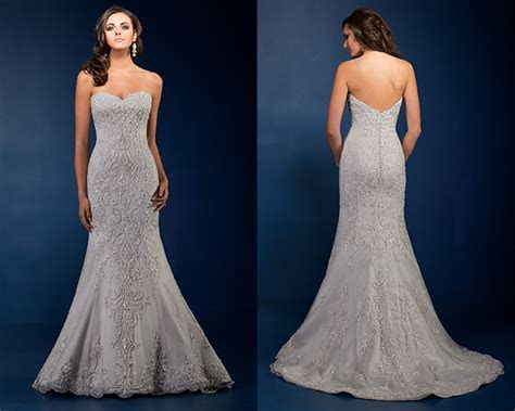 50 Shades of Grey Hued Gowns   From Jasmine, with Love