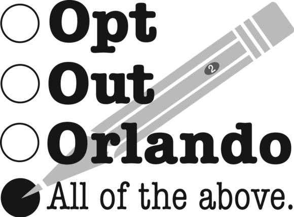 Opt Out Orlando is co-hosting a webinar Sunday