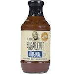 G Hughes Smokehouse BBQ Sauce, Sugar Free, Original - 18 oz