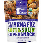 Made In Nature Organic Smyrna Figs, Sun-Dried, Unsulfured - 7 oz