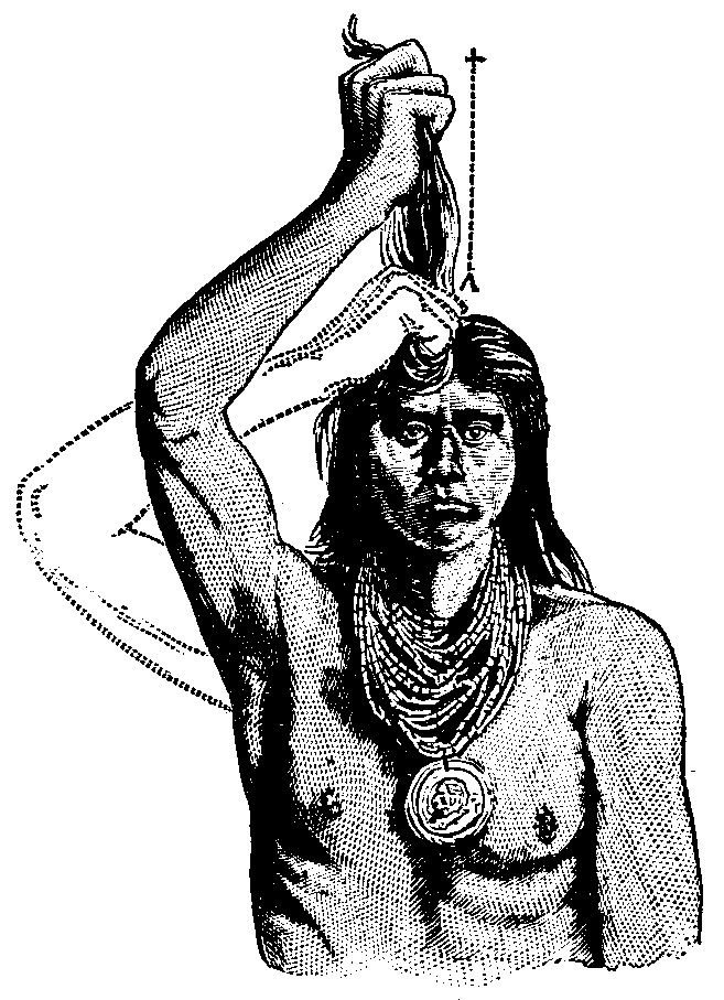 Chief. Head of tribe. Pai-Ute