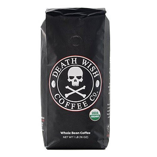 Death Wish Coffee | Cool Gadgets and Gizmos for You to Review