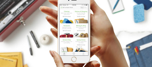 A Mobile App to Replace TaskRabbit – Zoplay Blog