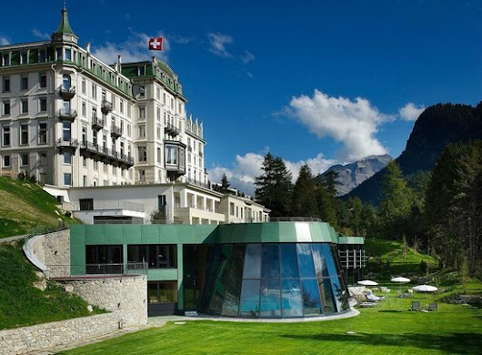 Best Luxury Hotels in Switzerland - TripAdvisor Travellers' Choice Awards
