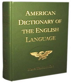 First edition of Merriam-Webster (An American Dictionary of English Language (1828))