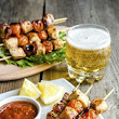 Beer marinade could reduce levels of potentially harmful substances in grilled meats