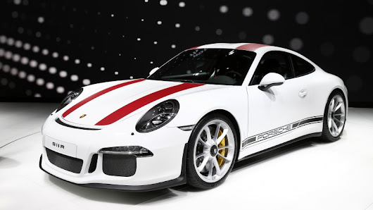 Used Porsche 911 Rs are selling for nearly $1.3 million