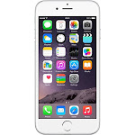 refurbished Apple iPhone 6 64gb, Silver - Unlocked GSM