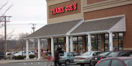 The reason why Trader Joe's parking lots are so difficult to navigate