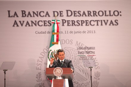 El titular del Ejecutivo, Enrique Peña Nieto. Foto: Miguel Dimayuga