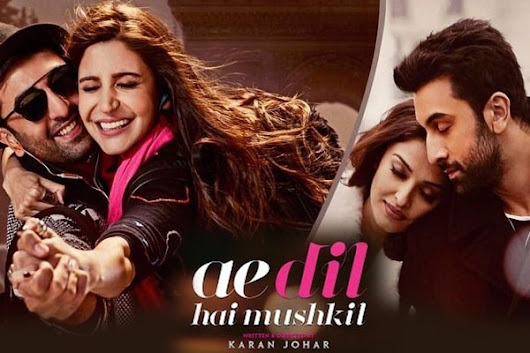 Ae Dil Hai Mushkil Movie show timings in Los angeles