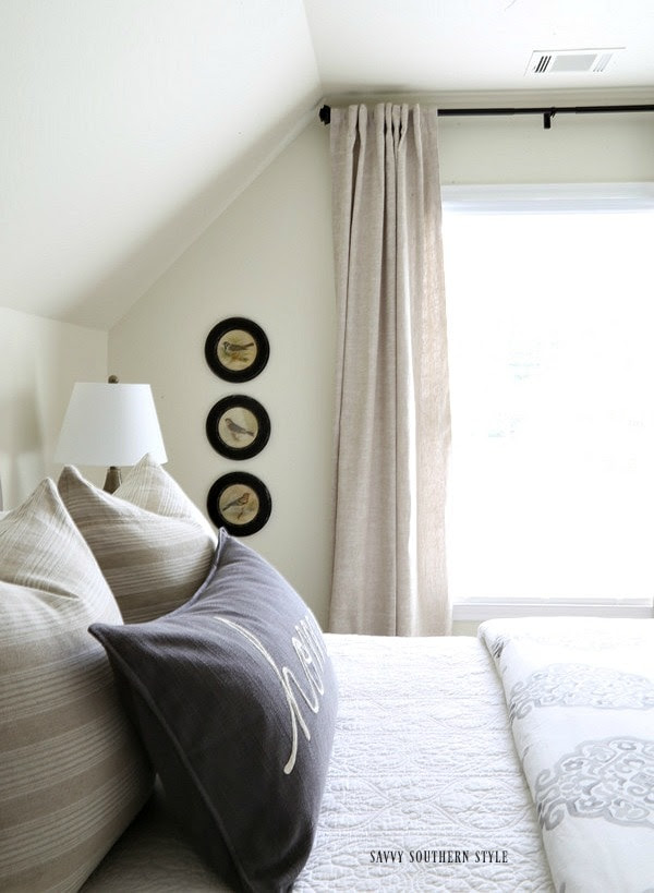 Guest Bedroom Reveal | Savvy Southern Style
