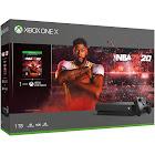 Microsoft Xbox One X NBA 2K20 Bundle - 1 TB - Black