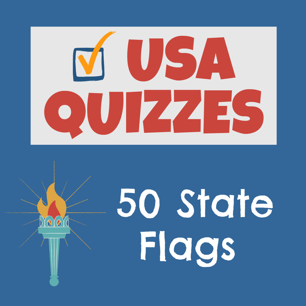 USA State Flags Quiz