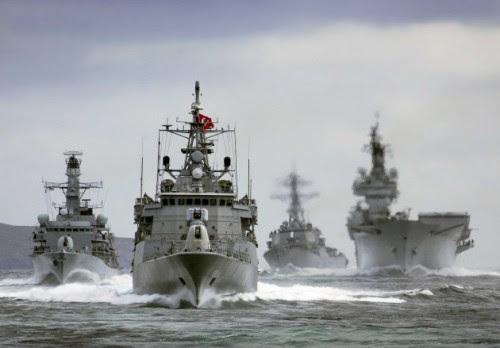 Η Τουρκία πρέπει να αποφύγει ένα επεισόδιο στο Αιγαίο