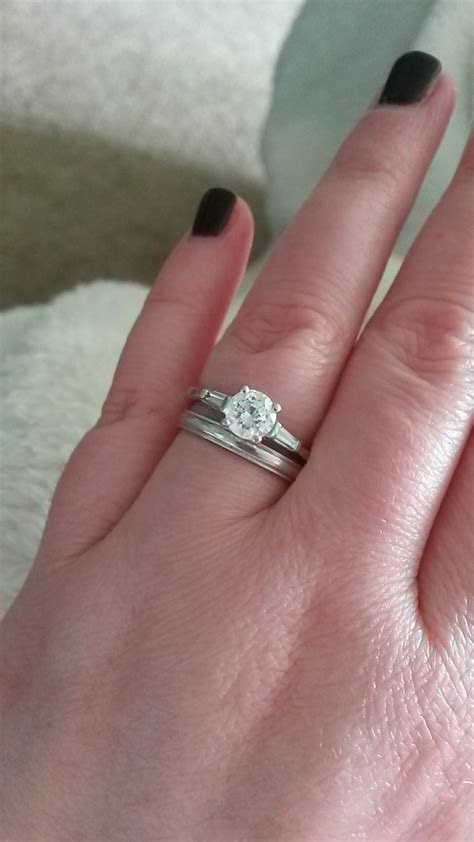 Luxury Engagement Rings Vs Wedding Band   Matvuk.Com