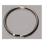 "Hy-ko Kb107 Split Key Ring, 1-1/4"", 100-pack"