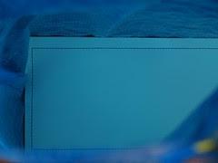 ikea blue bag re-make inside