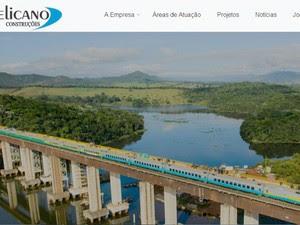 Pelicano Construções S.A. fica na Serra e diretores não foram encontrados, espírito santo (Foto: Divulgação/Pelicano)