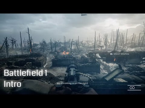Battlefield 1 Walkthrough [Complete]
