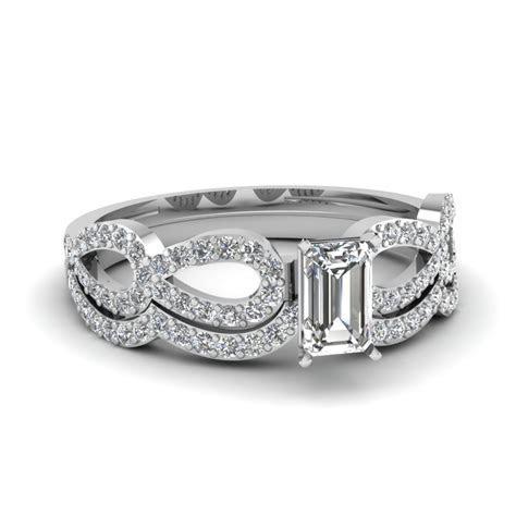 Emerald Cut Engagement Rings   Fascinating Diamonds