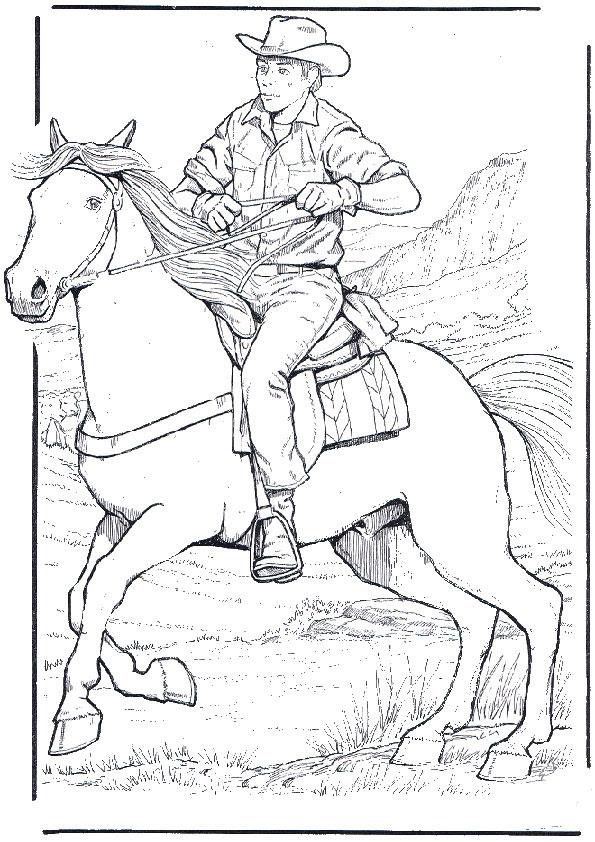 Ausmalbilder Pferde 6 Ausmalbilder Kostenlos