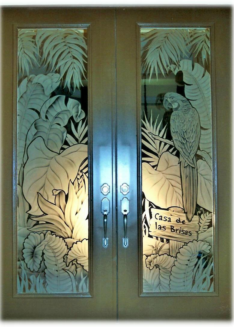 design door with glass panels  | 1280 x 720