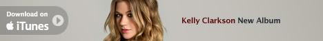 Kelly Clarkson on iTunes