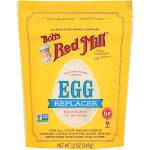 Bob's Red Mill - Egg Replacer Gluten Free - Pack of 5-12 OZ