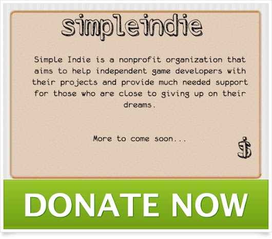 Click here to support Simple Indie Startup Fund  by Duane Jeffers