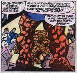 FF Annual #12 panel