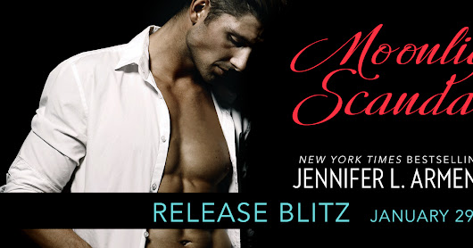 Release Blitz: Moonlight Scandals by Jennifer L. Armentrout (Book Trailer)