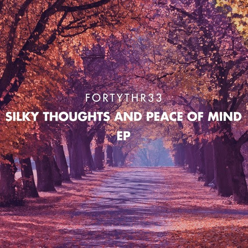 FortyThr33 - Silky Thoughts and Peace of Mind {Free Download} by FortyThr33
