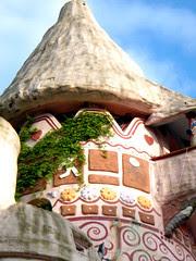 Gingerbread Castle! 2