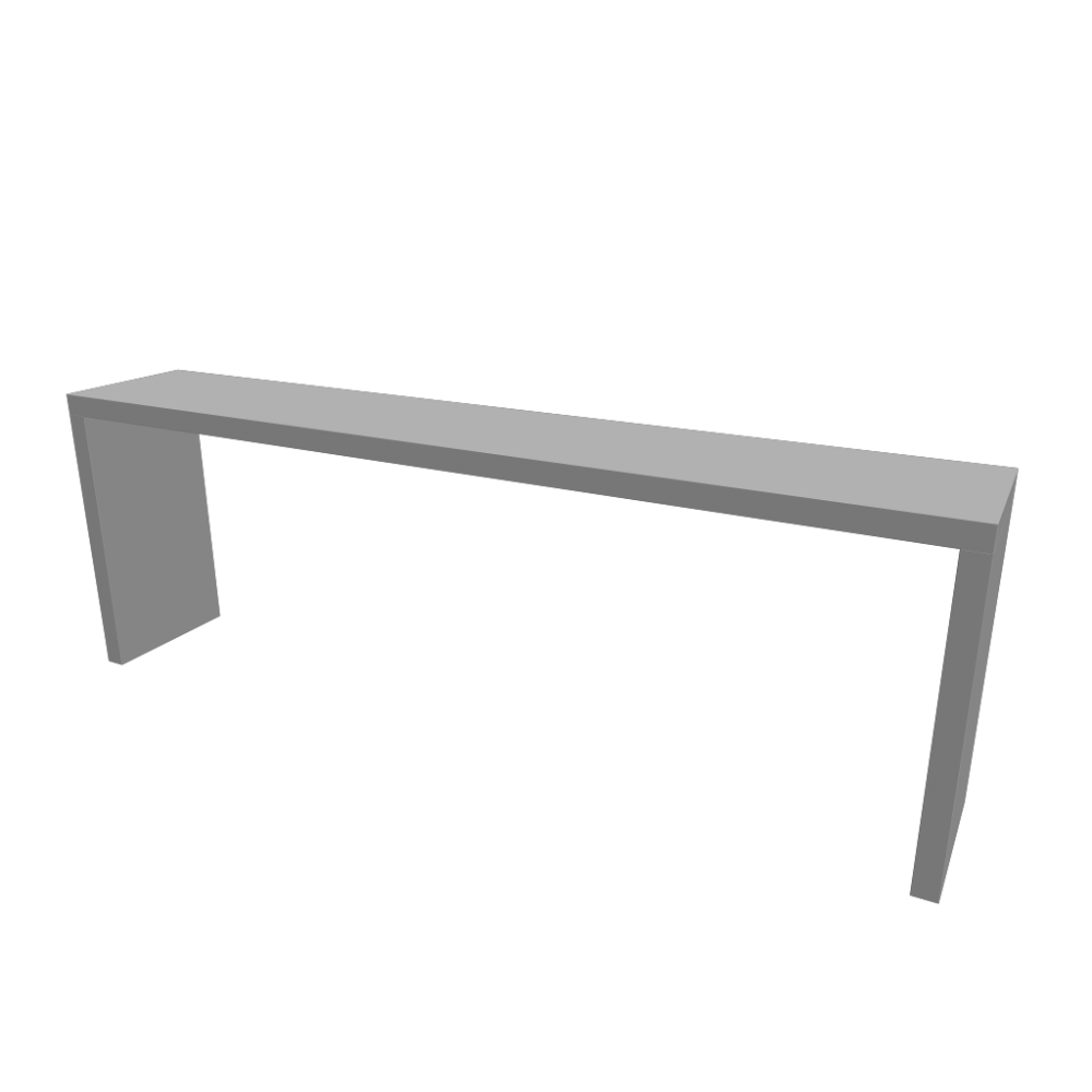 malm occasional table white design and decorate your room in 3d - Sofa Table Ikea