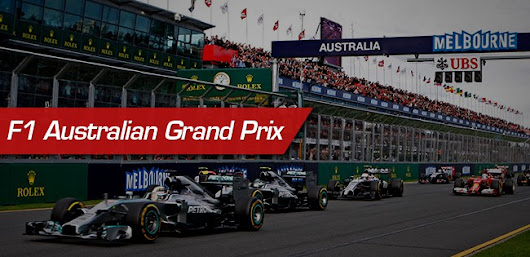 Watch Australian Grand Prix Live Stream from Anywhere in the World