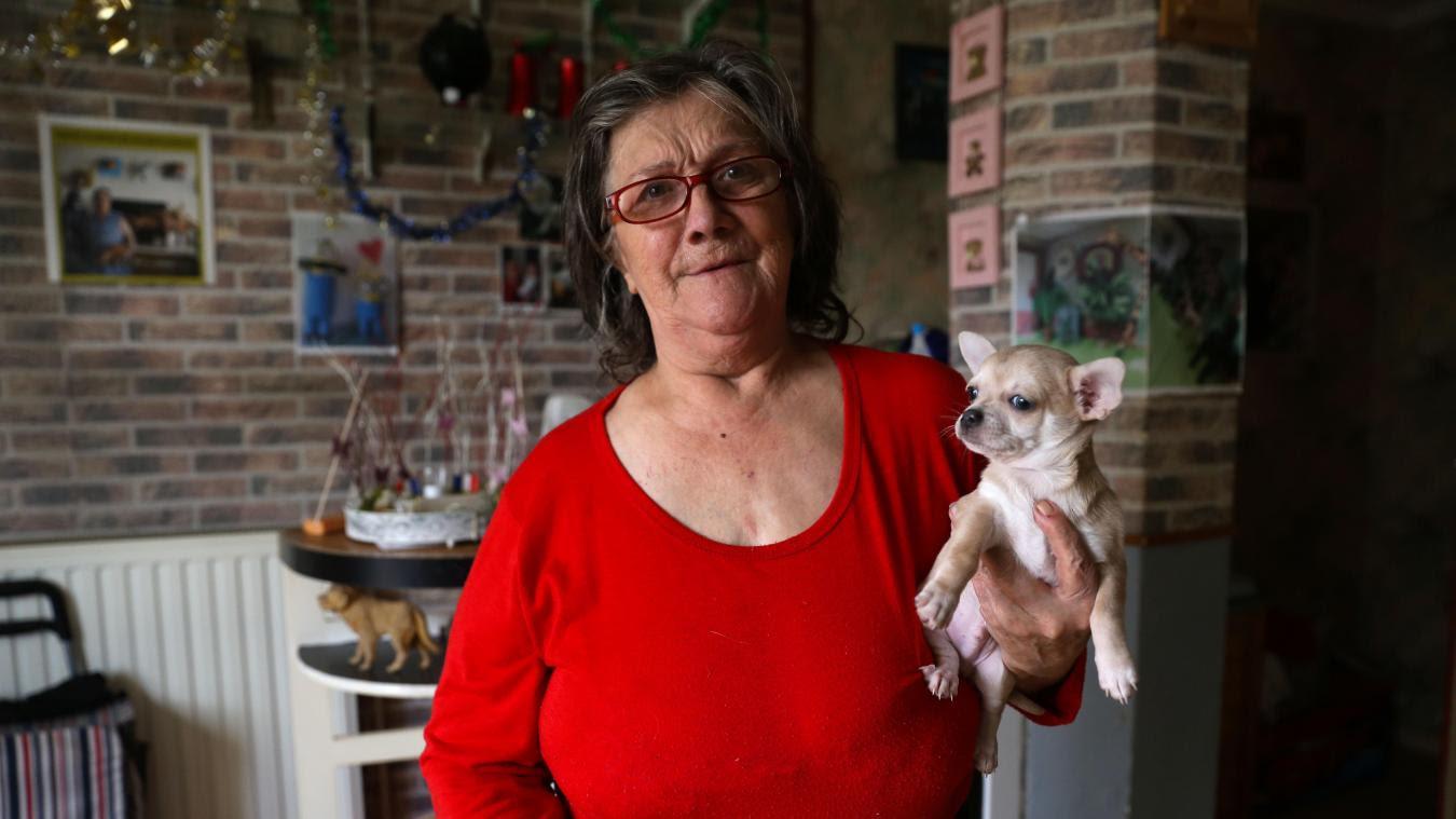 Adolpha, à l'affiche du film « Les Invisibles », a connu la violence, la rue et la prison avant de trouver un toit. PHOTO BAZIZ CHIBANE