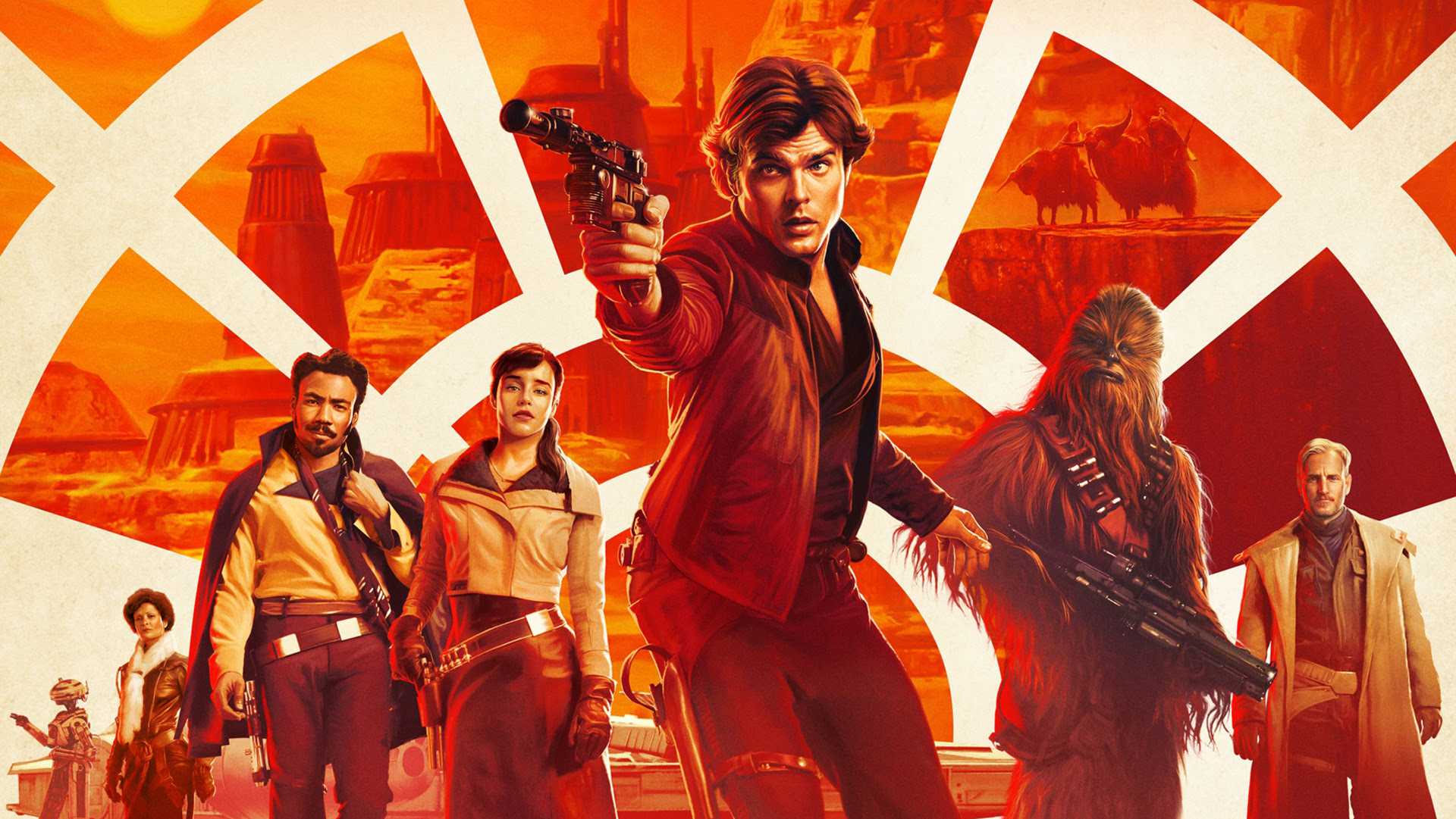 Solo A Star Wars Story Review 2018 An Entertaining But