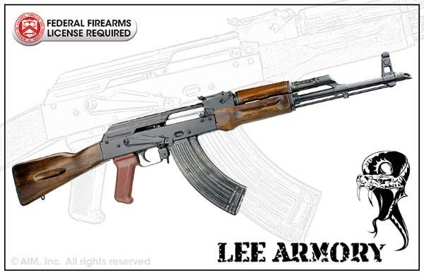 Fwd: Great Deals on 9mm Ammo, AK Mags and more at AIM Surplus