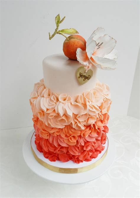153 best Coral & Peach Wedding images on Pinterest