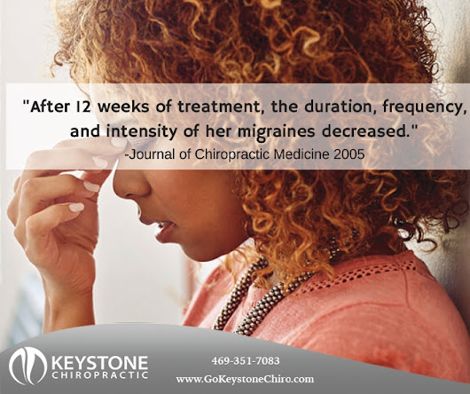 How I Conquered Migraines - Keystone Chiropractic