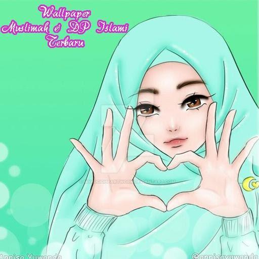 4500 Koleksi Gambar Kartun Muslimah Untuk Wallpaper Gratis