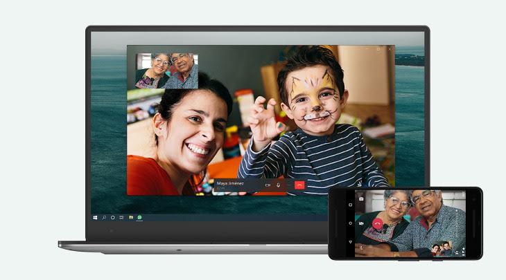 WhatsApp adds audio and video calls