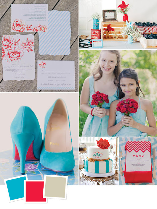 Best wedding theme color ideas in 2017