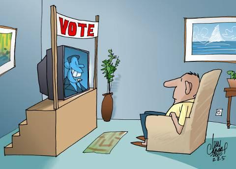 propaga eleitoral