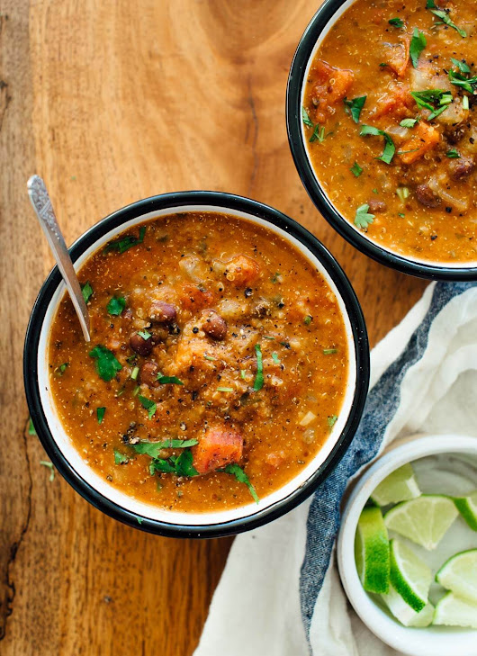 Mexican Quinoa Stew Recipe - Cookie and Kate