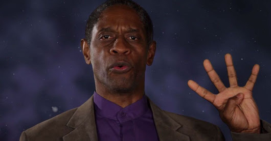 Tim Russ of 'Star Trek: Voyager' incorrectly explains May the Fourth
