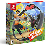 Ring Fit Adventure [Switch Game]